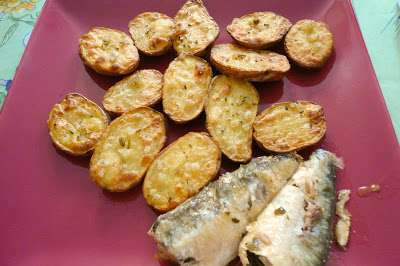 Pommes de terre au four rapides et faciles, Recette Ptitchef