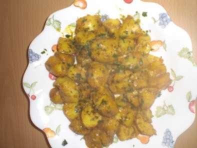 Pommes de terre nouvelles sautees aux epices et graines de pavot recette ptitchef - Cuisiner des pommes de terre nouvelles ...