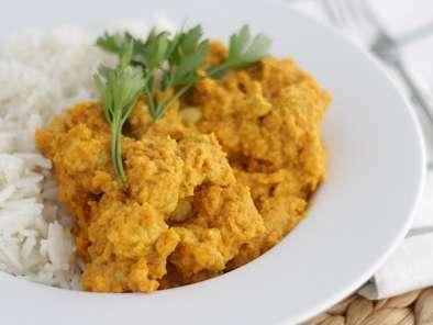 poulet au curry et lait de coco recette ptitchef. Black Bedroom Furniture Sets. Home Design Ideas