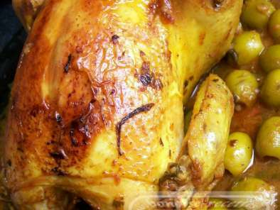 poulet aux olives, Photo 3