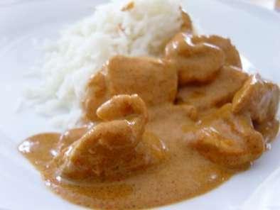 poulet sauce tandoori recette ptitchef. Black Bedroom Furniture Sets. Home Design Ideas