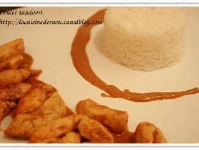 poulet tandoori recette ptitchef. Black Bedroom Furniture Sets. Home Design Ideas