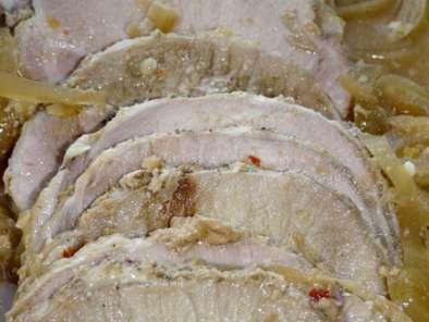 Preparation Rapide Pour Roti De Porc Moelleux Recette Ptitchef