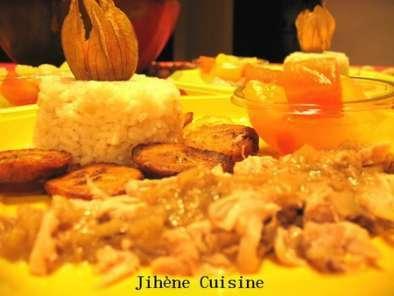 Quand la cuisine ivoirienne flirte avec la senegalaise - Recette de cuisine ivoirienne gratuite ...