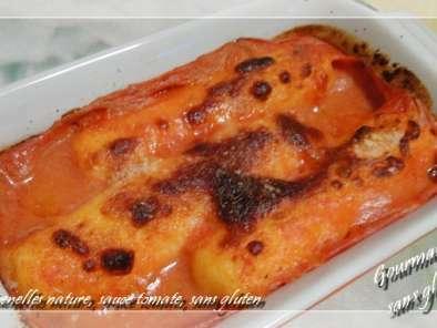 Quenelles lyonnaises sauce tomate sans gluten recette ptitchef - Comment cuisiner des quenelles nature ...
