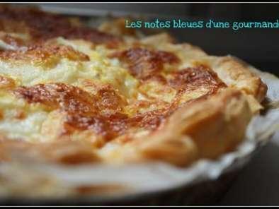 quiche lorraine la mozzarella recette ptitchef