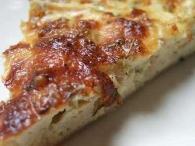 quiche lorraine au tofu fum recette ptitchef