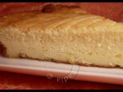 Re Cheesecake Ou Tarte Au Fromage Blanc Sans Pate