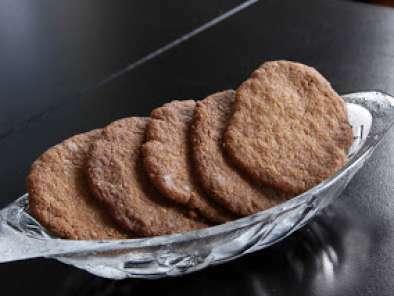Recette Biscuits Aux Amandes Recette Ptitchef