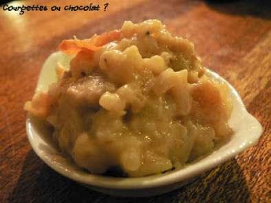 Risotto l ger et savoureux recette ptitchef - Plat facile et leger ...