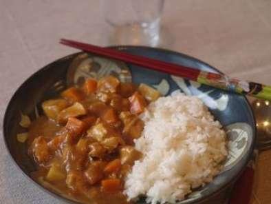 riz au curry la japonaise recette ptitchef. Black Bedroom Furniture Sets. Home Design Ideas