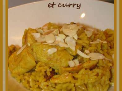 Riz sauté au poulet et au curry, Photo 3