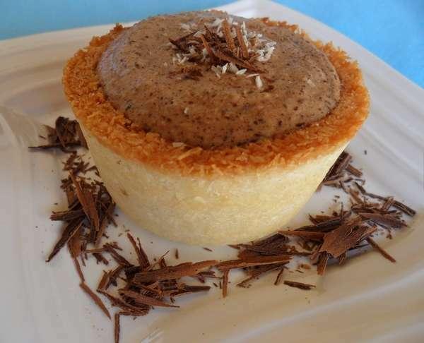 Populaire Rocher à la noix de coco revisité à la mousse au chocolat au lait  FR51