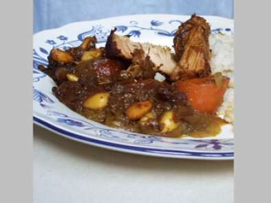 recette porc a l'indienne