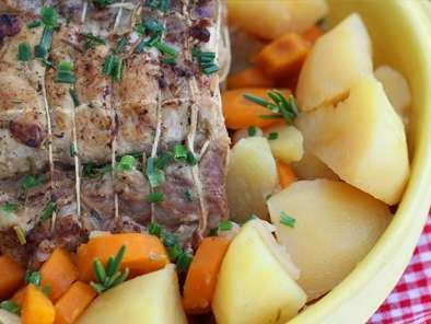 Roti De Porc Recette Au Cookeo Recette Ptitchef