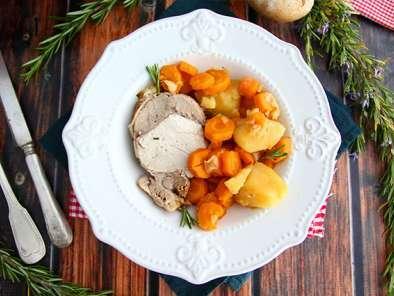 Rôti de porc, recette au Cookeo, Recette Ptitchef