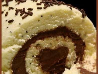 Roule Au Nutella Genoise Moelleuse Aux Graines De Pavot Recette