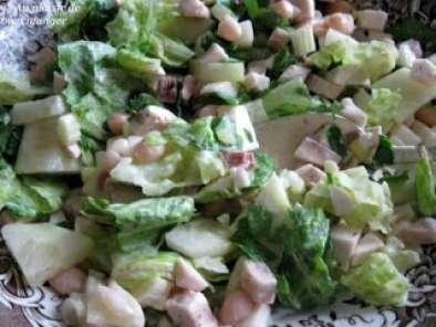 salade de pois chiches au thon recette ptitchef. Black Bedroom Furniture Sets. Home Design Ideas
