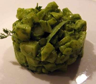 salade des pommes de terre concombre au dressing vert recette ptitchef. Black Bedroom Furniture Sets. Home Design Ideas