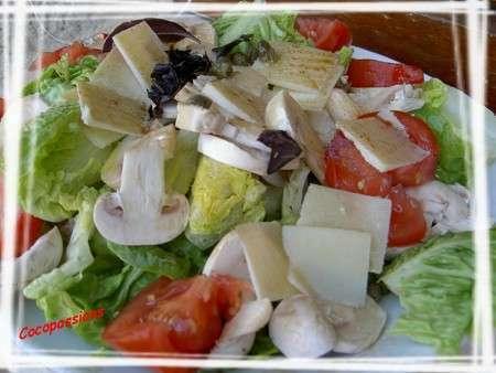salade light pour grande chaleur printani re recette ptitchef. Black Bedroom Furniture Sets. Home Design Ideas