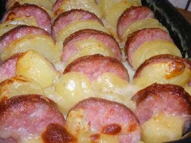 Saucisses de morteau comme poligny recette ptitchef - Recette avec saucisse de morteau ...