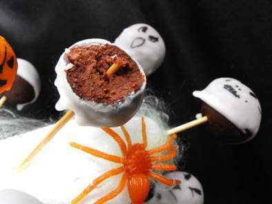 Scary cake pops pour Halloween, Photo 3