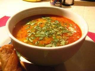 soupe bangkok pour repas l ger recette ptitchef. Black Bedroom Furniture Sets. Home Design Ideas