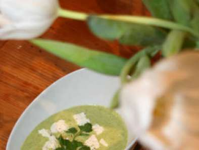 Soupe Courgette, Ail & Fines Herbes, Photo 2