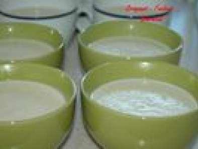 Soupe de chou-fleur au parmesan, Recette Ptitchef