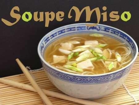 Soupe miso recette ptitchef - Soupe miso ingredient ...