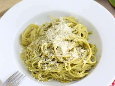 Spaghettis carbonara d'avocat, Photo 2