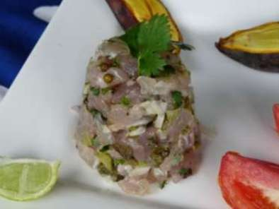 Tartare de thon, Photo 2