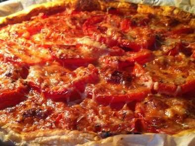 Tarte A La Tomate Et Moutarde Recette Ptitchef