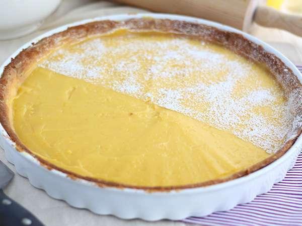 Tarte au citron facile recette ptitchef - Tarte au citron facile et rapide ...