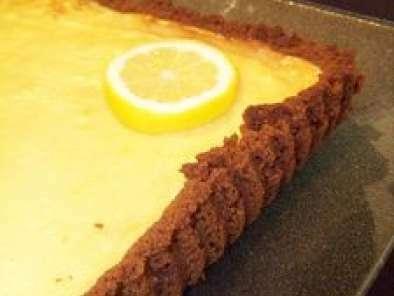 Tarte au citron facile rapide et trop bonne recette ptitchef - Tarte au citron facile et rapide ...
