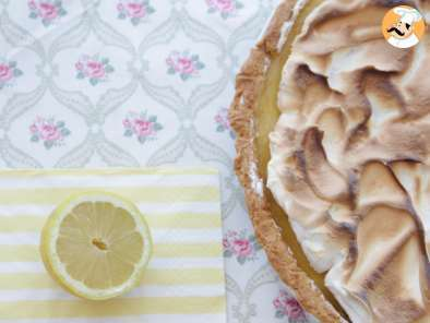 Tarte au citron meringuée, Photo 3