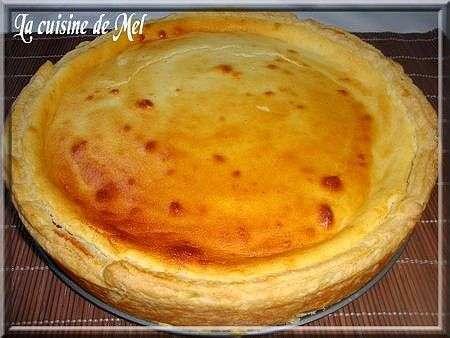 tarte au fromage blanc alsacienne recette ptitchef. Black Bedroom Furniture Sets. Home Design Ideas
