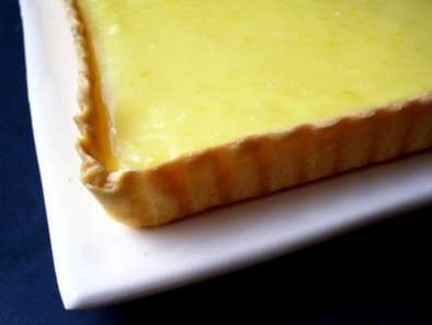 Tarte au lemon curd Pierre Hermé, Photo 2