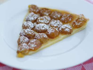 Tarte aux mirabelles, Photo 2