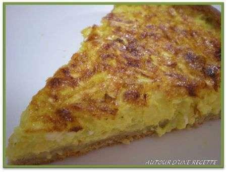Tarte aux p tissons rapide et l g re recette ptitchef - Cuisine legere et rapide ...
