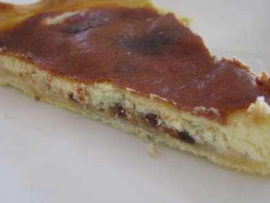 tarte aux poires p pites de chocolat et mascarpone recette ptitchef. Black Bedroom Furniture Sets. Home Design Ideas
