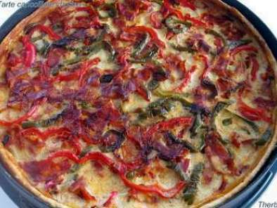 Tarte cancoillote chorizo, Photo 2