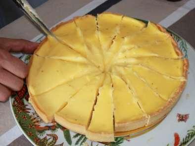 Gateau citron vert et noix de coco