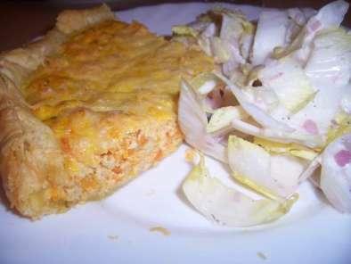 Gateau carotte kiri