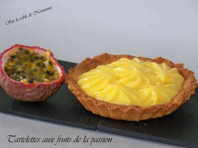 Tartelettes aux fruits de la passion, Photo 3