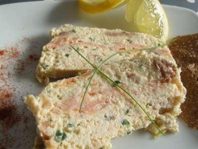 Terrine aux deux saumons facile recette ptitchef - Calories pasteque entiere ...
