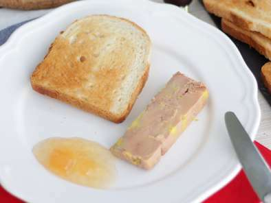 Terrine de foie gras maison facile, photo 3