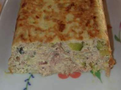 Terrine de thon et de courgettes au ras-el-hanout, Photo 2