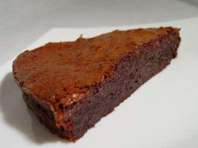 The g teau au chocolat sans farine recette ptitchef - Gateau au chocolat sans four ...