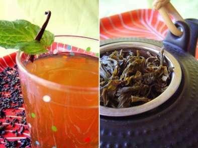The Glace A La Menthe Nanah Du Maroc Et A La Vanille Bourbon De La